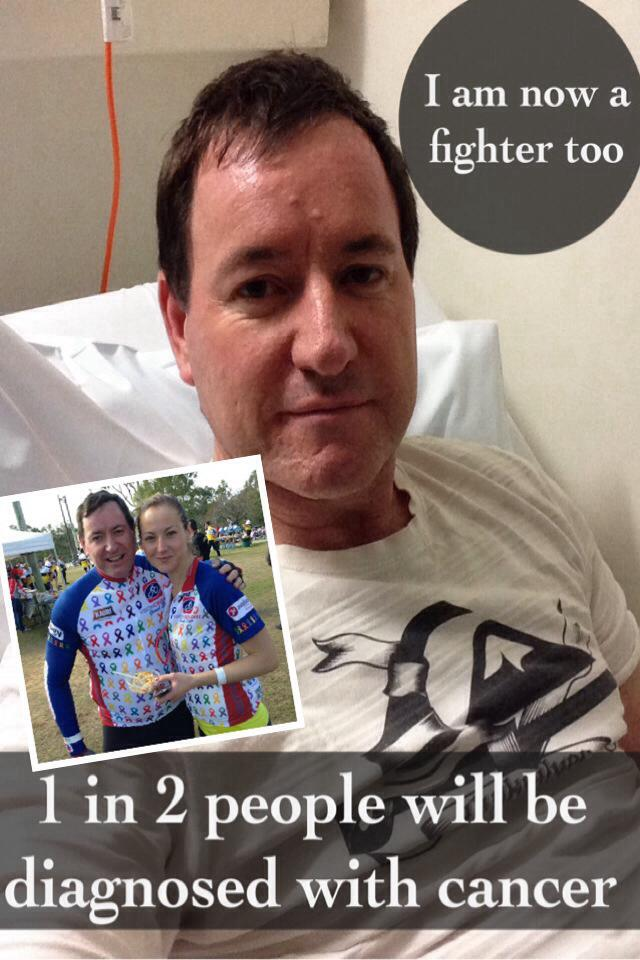 Shock News - Team Captain diagnosed with Leukaemia 3 days before Sydney RTCC